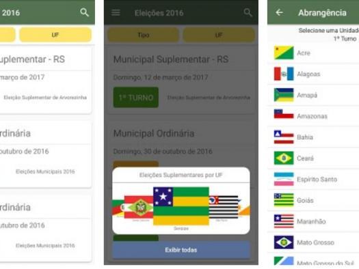 TSE já está atualizando app de apuração oficial das eleições 2018