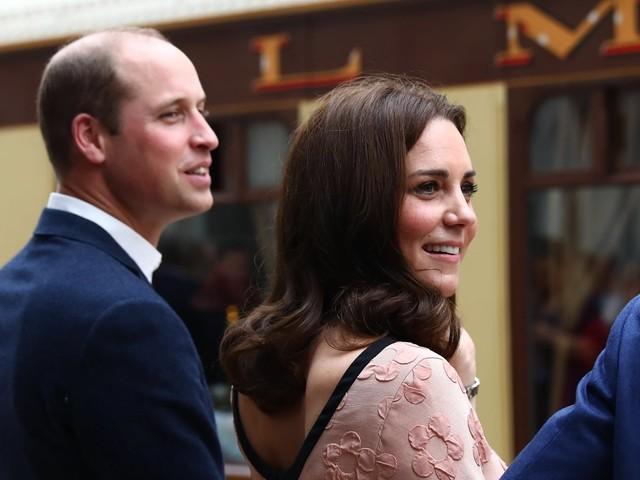 Terceiro filho de William e Kate nasce em Abril