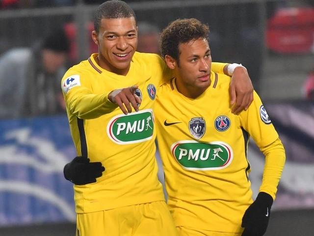 Uefa aprova 'fair play' nas contratações de Neymar e Mbappé