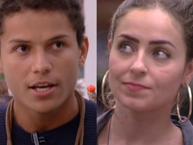 Danrley solta o verbo sobre racismo de Paula e revela o motivo de não ter denunciado na Globo