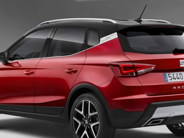Seat Arona antecipa detalhes do VW T-CROSS, SUV do Polo