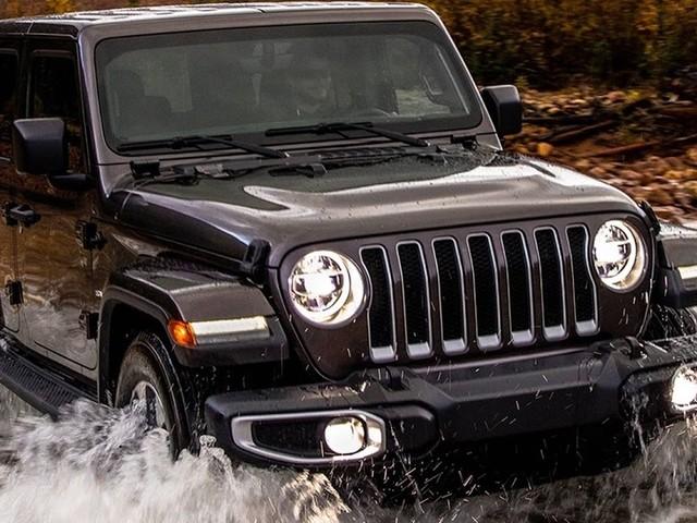 Novo Jeep Wrangler 2020 chega ao Brasil - preço R$ 260 mil