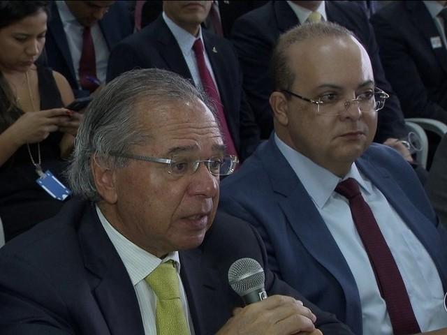 Guedes cancela ida à CCJ para falar sobre a reforma da Previdência e será convidado de novo