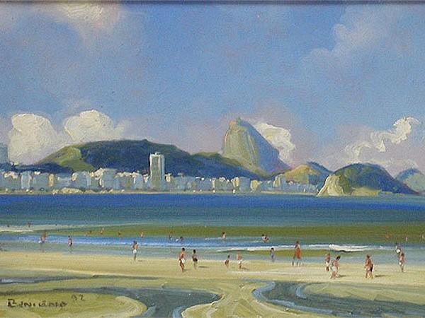 Rio de Janeiro, à beira da Guanabara!