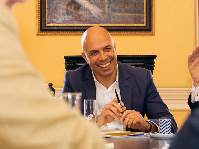 Nós, Cidadãos diz que chegou a hora de Cafôfo renunciar à presidência do Funchal