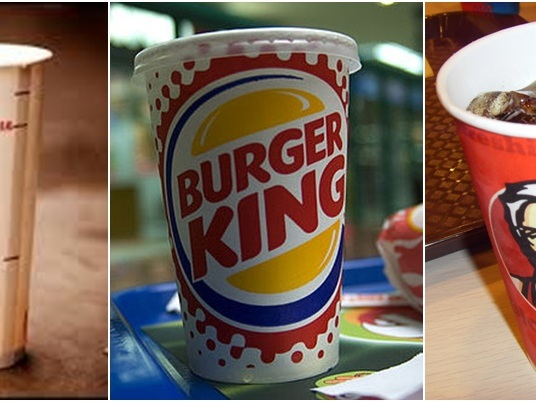 Bactéria fecal é achada no McDonald's, Burger King e KFC