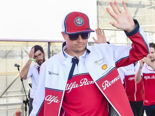 Raikkonen completa 300 grandes prêmios de Fórmula 1 em Mônaco