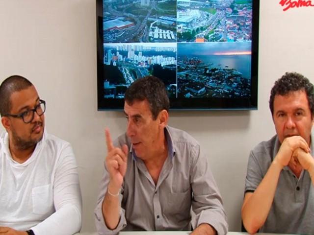 Emmerson José e equipe falam sobre desdobramentos da reforma da previdêcia