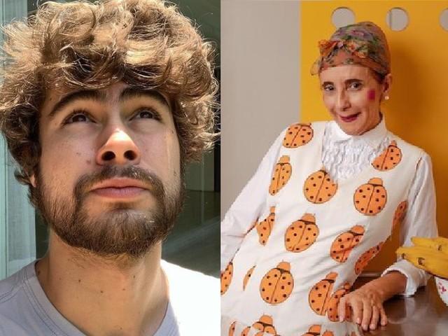 Rafa Vitti se solidariza com Gorete Milagres após atriz ser criticada por Carlos Alberto de Nóbrega
