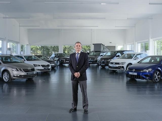 Pedro de Almeida é o novo Administrador Executivo da SIVA
