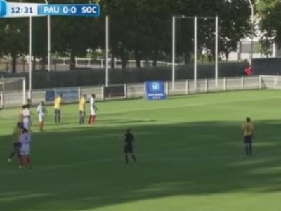 Não é só Neymar! França tem golaço e bom futebol também na 3ª divisão