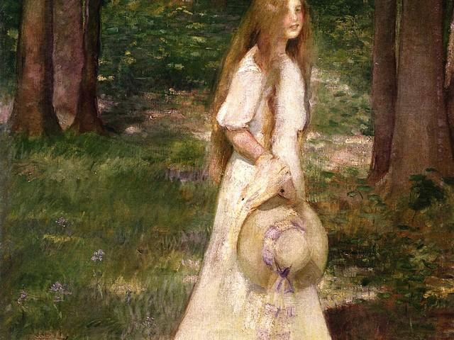 Mulher e pintora: Edith Mitchill Prellwitz