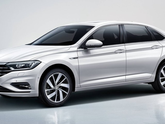 VW Jetta 2019 tem entre-eixos 4,5 cm alongado na China
