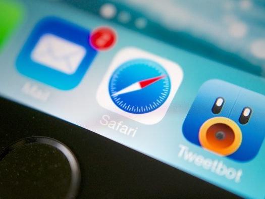 Apple cogita deixar que usuários do iOS mudem navegador padrão
