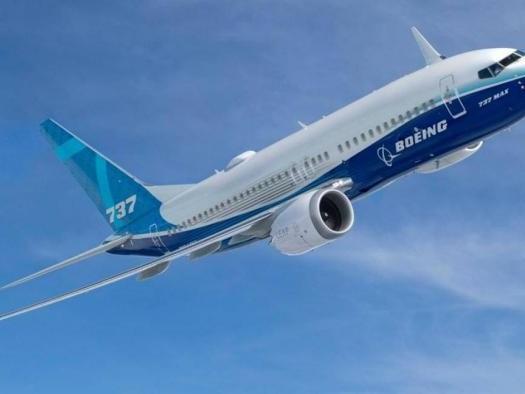 """Boeing irá instalar """"acessório opcional"""" em todos os 737 Max"""