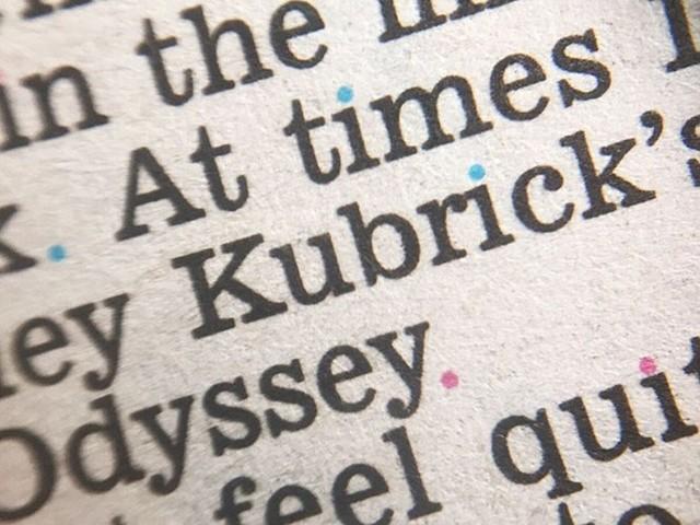 Anúncio mostra que ainda é possível inovar em publicidade na mídia impressa