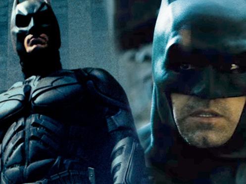 """Christian Bale fala sobre Batman de Ben Affleck: """"Ainda não assisti"""""""