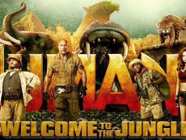 Eu vi: Jumanji