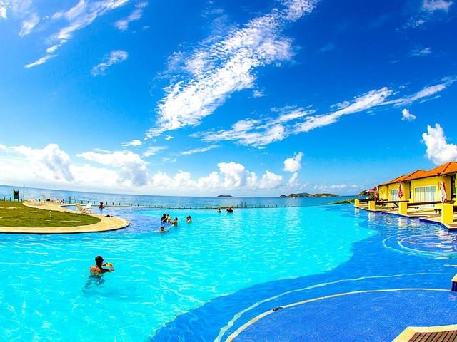 Diárias com pensão completa no Búzios Beach Resort a partir de R$ 603