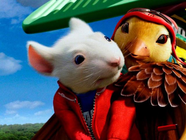 SBT exibe o filme O Pequeno Stuart Little 2 na Tela de Sucessos