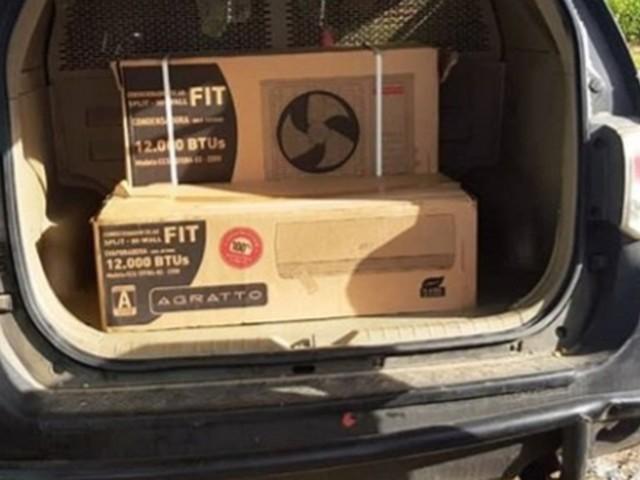 Vigilante é suspeito de furtar de ar-condicionados de biblioteca no interior do CE; polícia recupera equipamentos