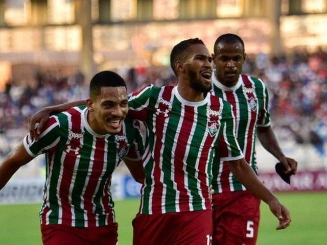 Fluminense domina o Antofagasta e avança na Sul-Americana