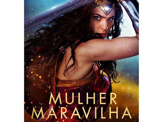 DVD e Blu-ray de MULHER MARAVILHA já em pré-venda no Brasil!