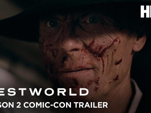 """HBO revela trailer da segunda temporada de """"Westworld"""""""