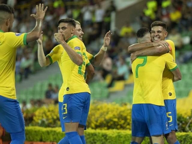Pré-Olímpico: Brasil enfrenta o Uruguai na segunda rodada