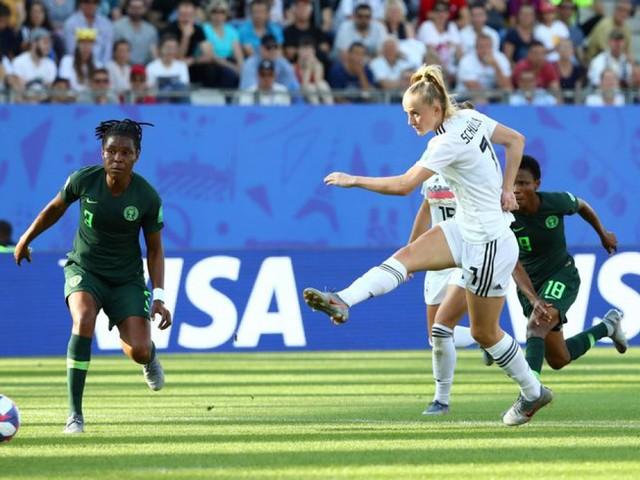 Alemanha vence Nigéria por 3 X 0 e passa às quartas de final