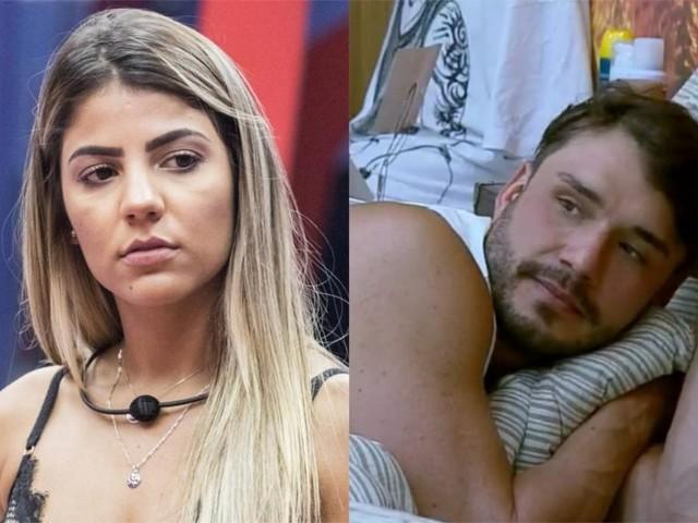 Hariany quebra o silêncio e fala pela primeira vez sobre suposto abuso de Lucas Viana em A Fazenda