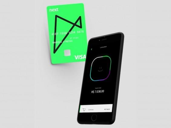 Banco digital Next, do Bradesco, lança conta corrente gratuita