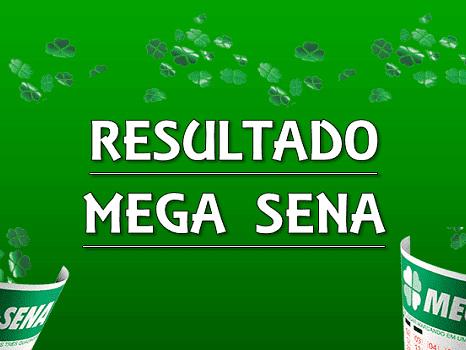 Resultado da Mega sena 2304 prêmio R$ 60 milhões