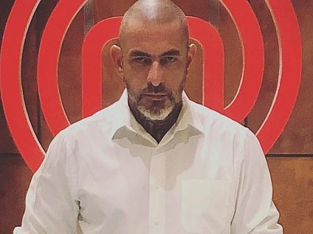 Henrique Fogaça sofre acidente em gravação do MasterChef e é levado ao hospital