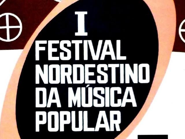 Vários artistas - I Festival nordestino da música popular