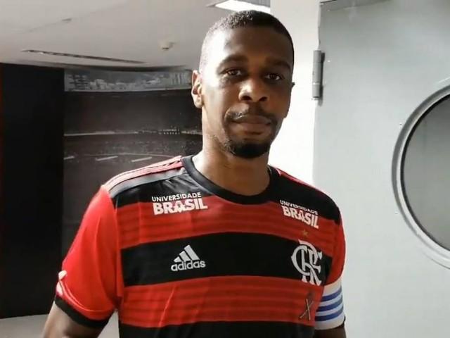 Flamengo pode fazer jogo de despedida de Juan após fim do contrato