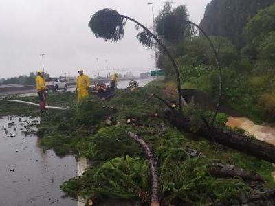Temporal no Sul | Ao menos 4 pessoas morrem em ciclone bomba em SC e no RS