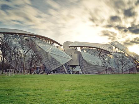 Duas novas exposições na Fundação Louis Vuitton