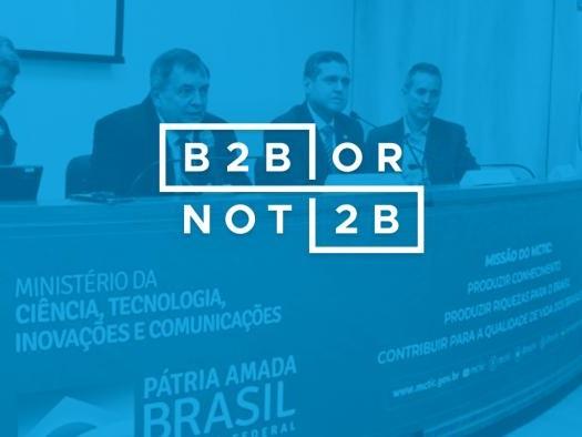 B2B or not 2B | Resumo semanal do mundo da tecnologia corporativa