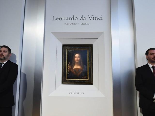 """Abu Dhabi diz que pagou o preço """"certo"""" ao dar 450 milhões de dólares pelo da Vinci"""