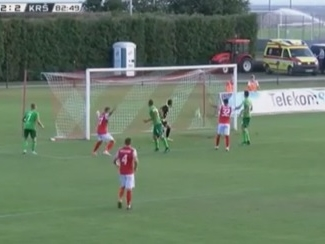 Em seis minutos, time leva três gols e perde jogo com direito a lambança