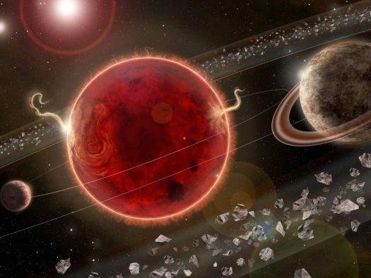 Mais um planeta pode estar ao redor de Proxima Centauri, estrela vizinha do Sol