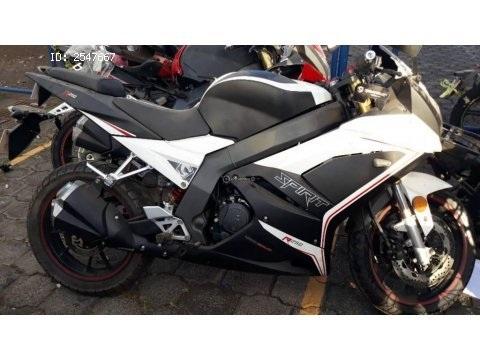 Moto Spírit sport nueva $1200