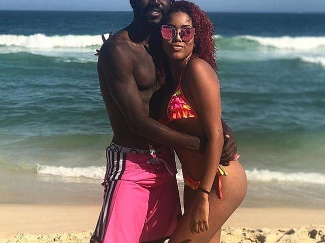 """Jonathan Azevedo, o Sabiá, assume namoro com Lellêzinha, do """"Dream Team do Passinho"""""""
