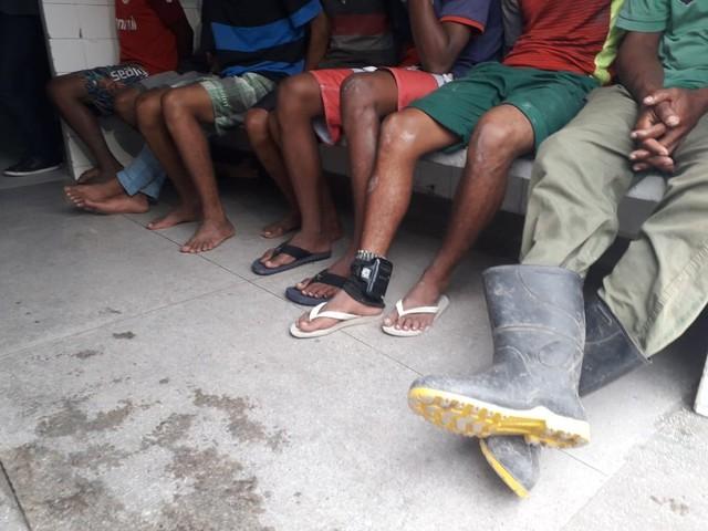 PM prende seis por sequestrar e espancar jovem para descobrir paradeiro de bens roubados