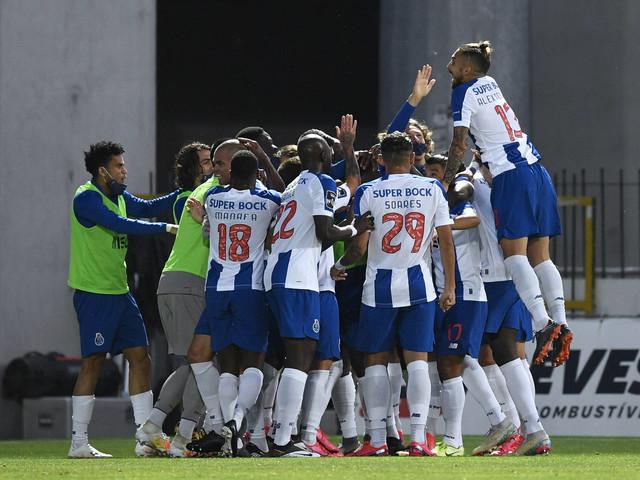 Porto pode garantir título antecipado do Campeonato Português contra o Tondela