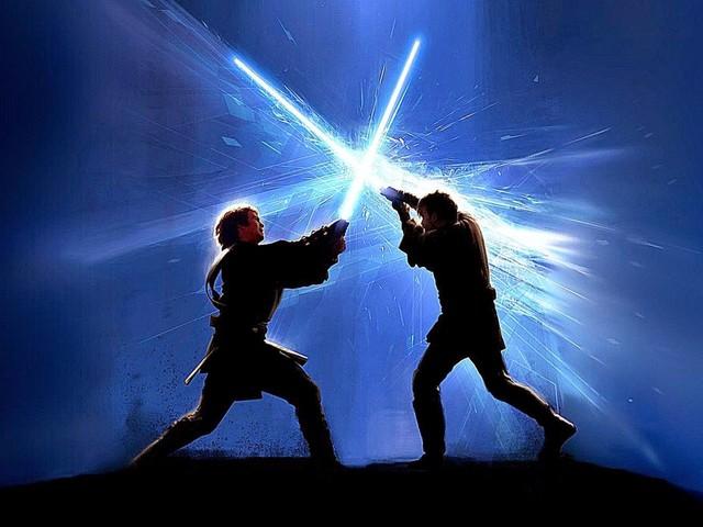 Sim, duelos de sabre de luz agora são um esporte na França!