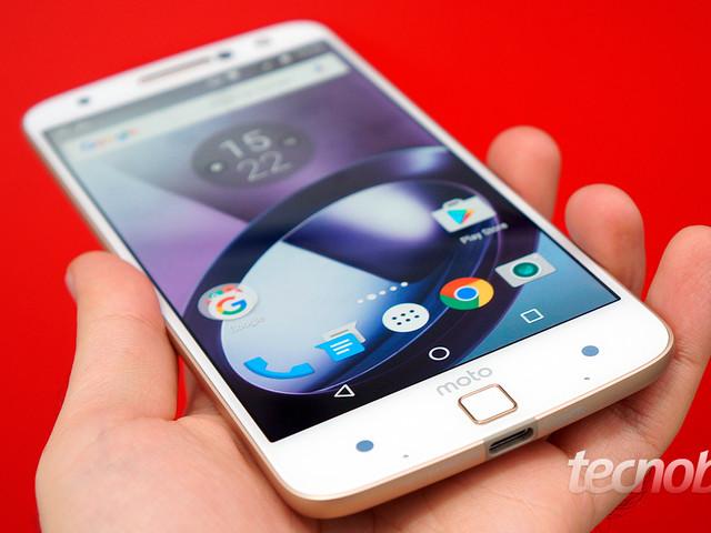 Motorola testa atualização para Android Oreo no Moto Z
