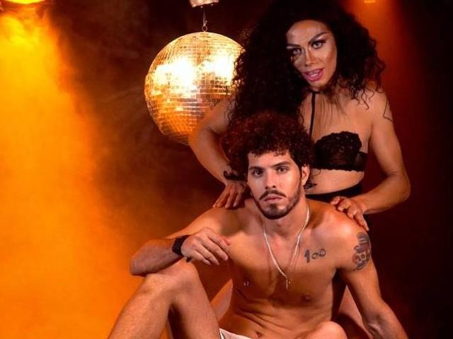 Silvero Pereira sensualiza em clipe de 'Vem' e diz que a arte é a mais potente arma na luta LGBT