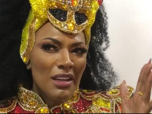 'Quero que minha trajetória seja coroada', diz Simone Sampaio ao se despedir da Dragões da Real